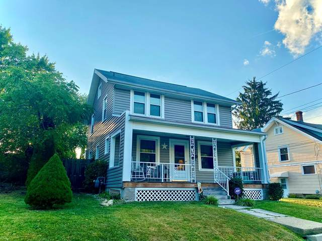 206 Westwood, Mansfield, OH 44906 (MLS #9051475) :: The Holden Agency