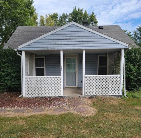 306 Hanna, Mansfield, OH 44906 (MLS #9051490) :: The Holden Agency