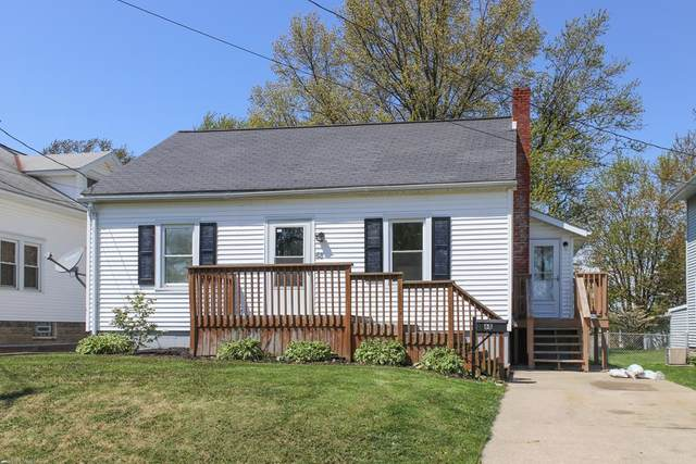 68 Gibson Ave, Mansfield, OH 44907 (MLS #9046829) :: The Holden Agency
