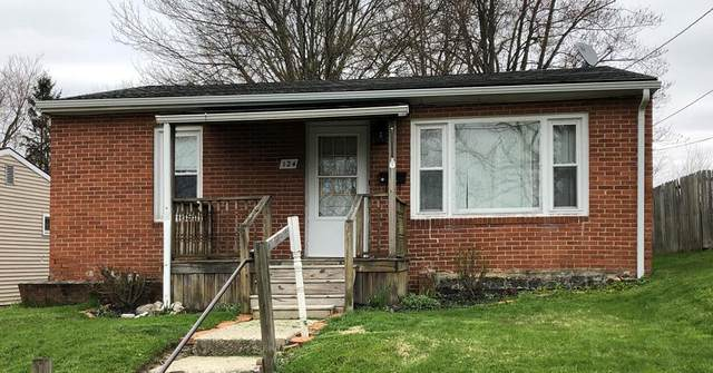 124 N Highland, Bucyrus, OH 44820 (MLS #9046845) :: The Holden Agency