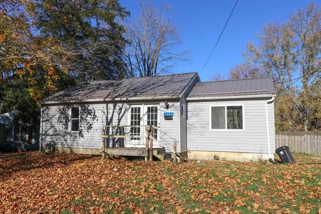 1046 Bibich, Crestline, OH 44827 (MLS #9048716) :: The Holden Agency
