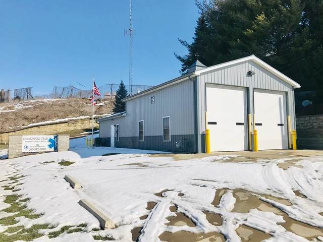 210 N Sandusky St, Mount Vernon, OH 43050 (MLS #9049381) :: The Holden Agency