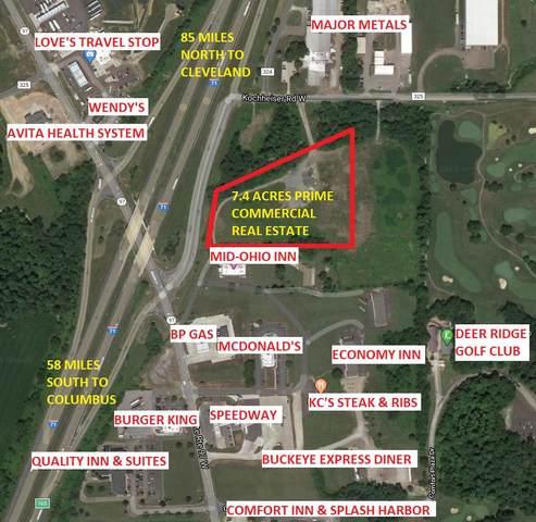 00 Kochheiser Rd, Bellville, OH 44813 (MLS #9046254) :: The Tracy Jones Team