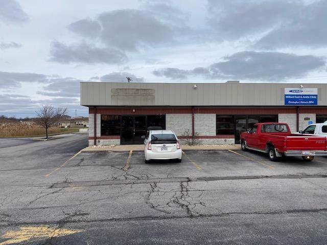 240 W Walton Street Unit C, Willard, OH 44890 (MLS #9046105) :: The Holden Agency