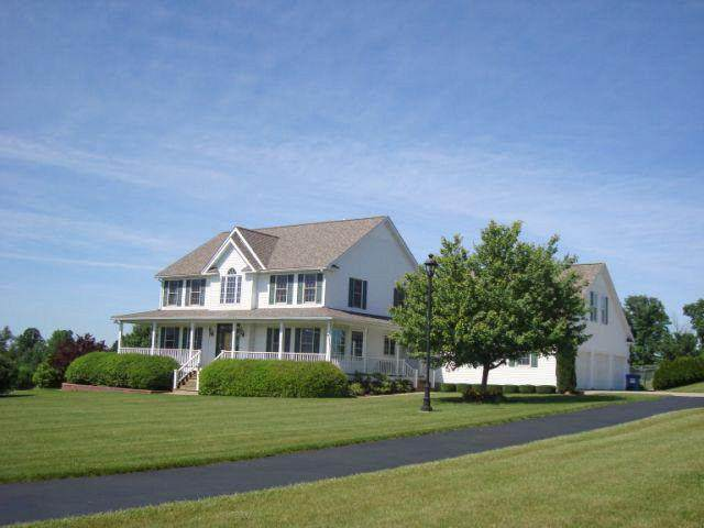 3464 Needham Rd, Lexington, OH 44904 (MLS #9047621) :: The Holden Agency