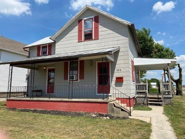 556 Whetstone Street, Bucyrus, OH 44820 (MLS #9047742) :: The Holden Agency