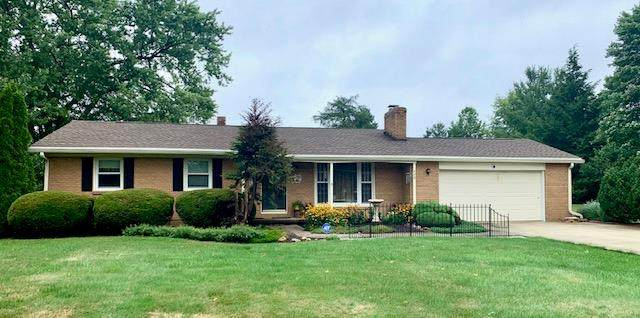 498 W Hanley Rd, Mansfield, OH 44903 (MLS #9047756) :: The Holden Agency