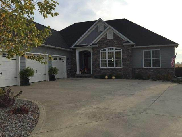 308 Dunloe, Bucyrus, OH 44820 (MLS #9048591) :: The Holden Agency