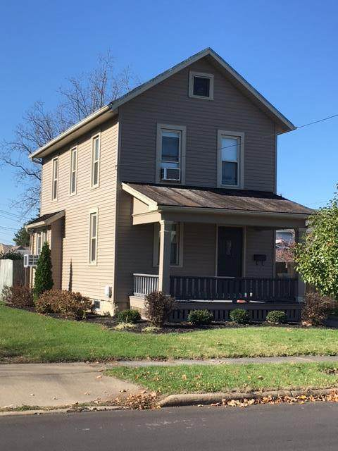 409 Kaler Ave., Bucyrus, OH 44820 (MLS #9048783) :: The Holden Agency