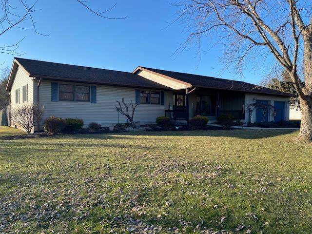 1415 Michigan  Drive, Bucyrus, OH 44820 (MLS #9049364) :: The Holden Agency