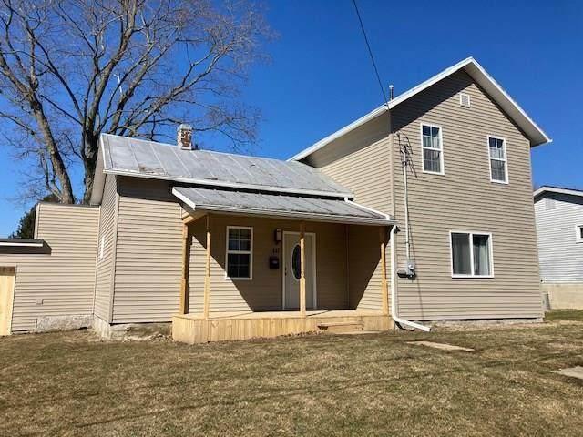 117 N Vine Street, mount gilead, OH 43338 (MLS #9049422) :: The Holden Agency