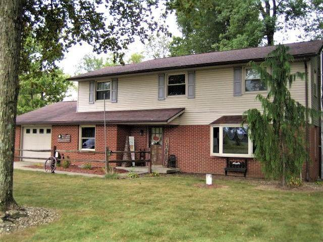 610 Crall Rd, Mansfield, OH 44903 (MLS #9051502) :: The Tracy Jones Team