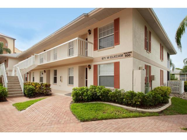 671 W Elkcam Circle #511, Marco Island, FL 34145 (MLS #2171504) :: Clausen Properties, Inc.