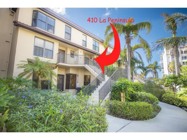 410 La Peninsula Boulevard #410, Isles Of Capri, FL 34113 (MLS #2172697) :: Clausen Properties, Inc.