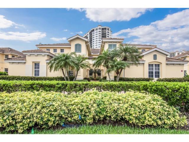 1281 Rialto Way #101, Naples, FL 34114 (MLS #2180631) :: Clausen Properties, Inc.