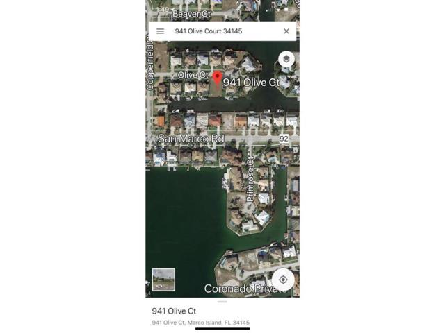 WATER INDIRECT Olive Court #6, Marco Island, FL 34145 (MLS #2181008) :: Clausen Properties, Inc.