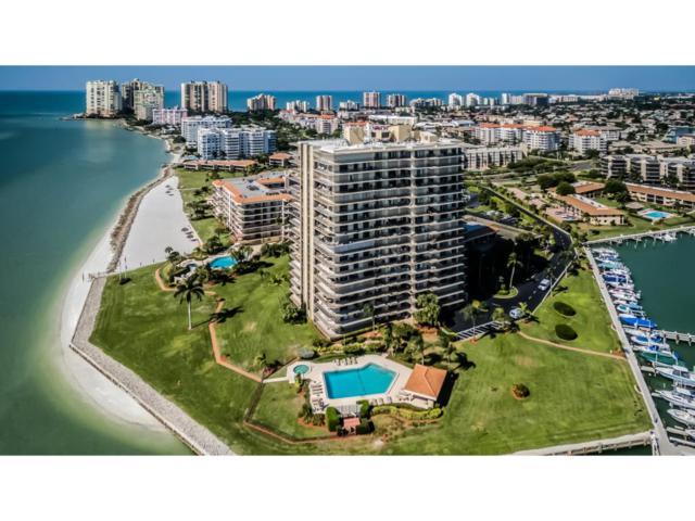 1100 S Collier Boulevard #222, Marco Island, FL 34145 (MLS #2181533) :: Clausen Properties, Inc.