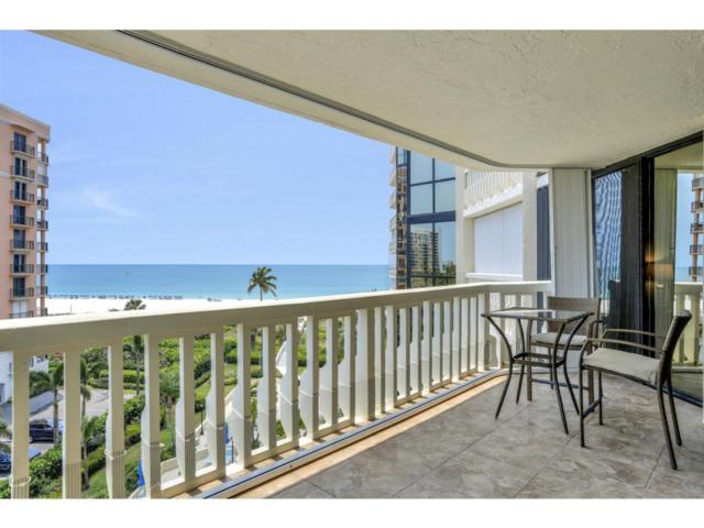 520 S Collier Boulevard #605, Marco Island, FL 34145 (MLS #2181664) :: Clausen Properties, Inc.
