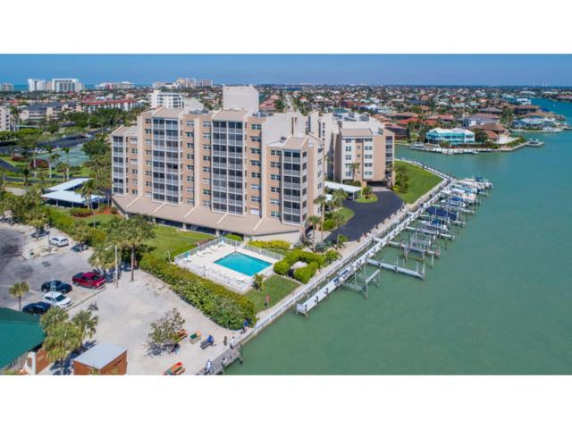 901 Collier Court #205, Marco Island, FL 34145 (MLS #2182853) :: Clausen Properties, Inc.