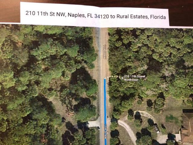 OFF ISLAND NW 11TH ST NW #10, Naples, FL 34120 (MLS #2183053) :: Clausen Properties, Inc.