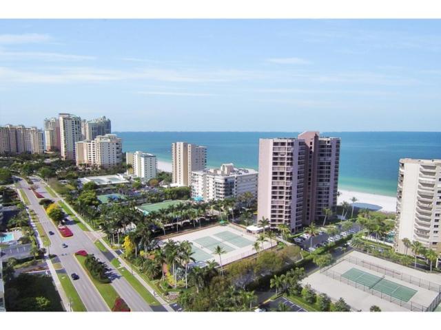 850 S Collier Boulevard #1002, Marco Island, FL 34145 (MLS #2191537) :: Clausen Properties, Inc.