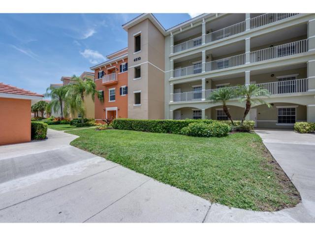 4510 Botanical Place Circle #301, Naples, FL 34112 (MLS #2191619) :: Clausen Properties, Inc.