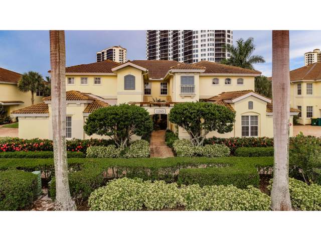 1285 Rialto Way #101, Naples, FL 34114 (MLS #2191965) :: Clausen Properties, Inc.