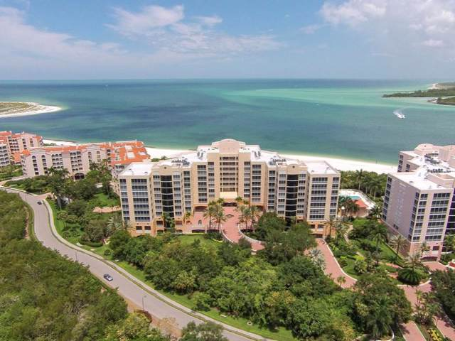 4000 Royal Marco Way #822, Marco Island, FL 34145 (MLS #2192356) :: Clausen Properties, Inc.