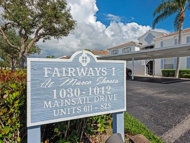 1042 Mainsail Drive #822, Naples, FL 34114 (MLS #2192496) :: Clausen Properties, Inc.