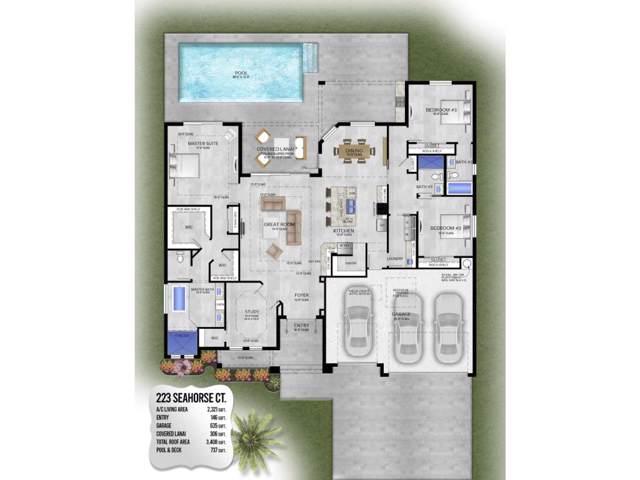 223 Seahorse Court #3, Marco Island, FL 34145 (MLS #2200251) :: Clausen Properties, Inc.