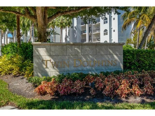 700 La Peninsula Boulevard #405, Marco Island, FL 34113 (MLS #2200365) :: Clausen Properties, Inc.