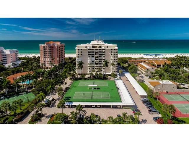 520 S Collier Boulevard #205, Marco Island, FL 34145 (MLS #2200523) :: Clausen Properties, Inc.