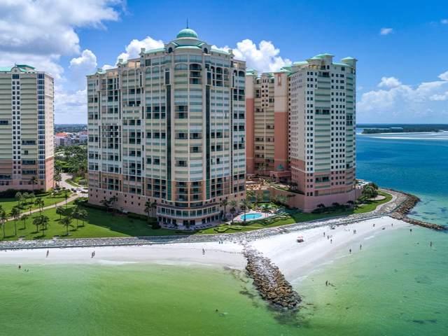 960 Cape Marco Drive #802, Marco Island, FL 34145 (MLS #2200672) :: Clausen Properties, Inc.