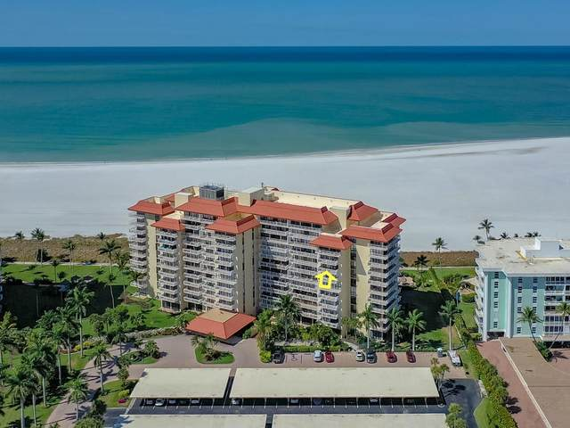 180 Seaview Court #814, Marco Island, FL 34145 (MLS #2200879) :: Clausen Properties, Inc.