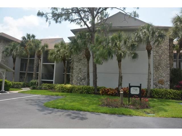 758 Eagle Creek Drive #302, Naples, FL 34113 (MLS #2200919) :: Clausen Properties, Inc.