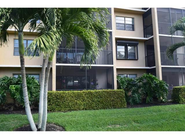 921 S Collier Boulevard #105, Marco Island, FL 34145 (MLS #2200958) :: Clausen Properties, Inc.
