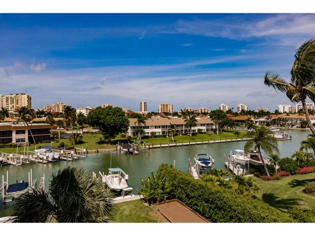 870 Collier Court #406, Marco Island, FL 34145 (MLS #2200964) :: Clausen Properties, Inc.