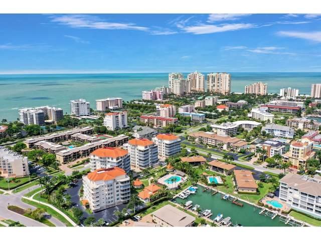 1141 Swallow Avenue #201, Marco Island, FL 34145 (MLS #2201092) :: Clausen Properties, Inc.