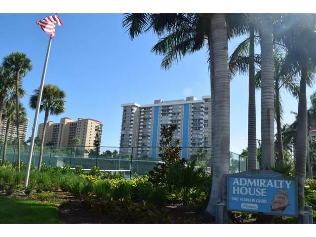 140 Seaview Court 1103S, Marco Island, FL 34145 (MLS #2201140) :: Clausen Properties, Inc.