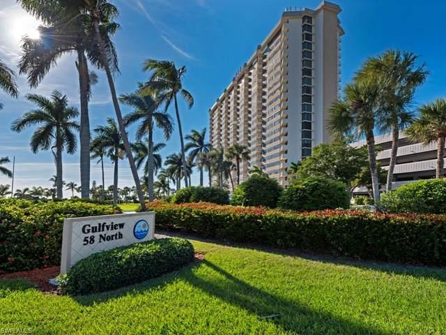 58 N Collier Boulevard #804, Marco Island, FL 34145 (MLS #2201182) :: Clausen Properties, Inc.