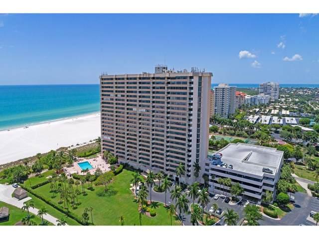 58 N Collier Boulevard #802, Marco Island, FL 34145 (MLS #2201196) :: Clausen Properties, Inc.