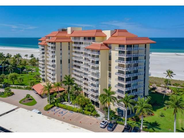 180 Seaview Court #1005, Marco Island, FL 34145 (MLS #2201347) :: Clausen Properties, Inc.