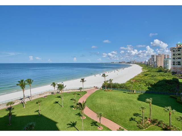 960 Cape Marco Drive #701, Marco Island, FL 34145 (MLS #2201945) :: Clausen Properties, Inc.