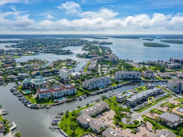 881 Panama Court #305, Marco Island, FL 34145 (MLS #2202065) :: Clausen Properties, Inc.