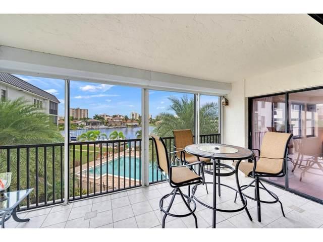 880 Huron Court #305, Marco Island, FL 34145 (MLS #2202105) :: Clausen Properties, Inc.