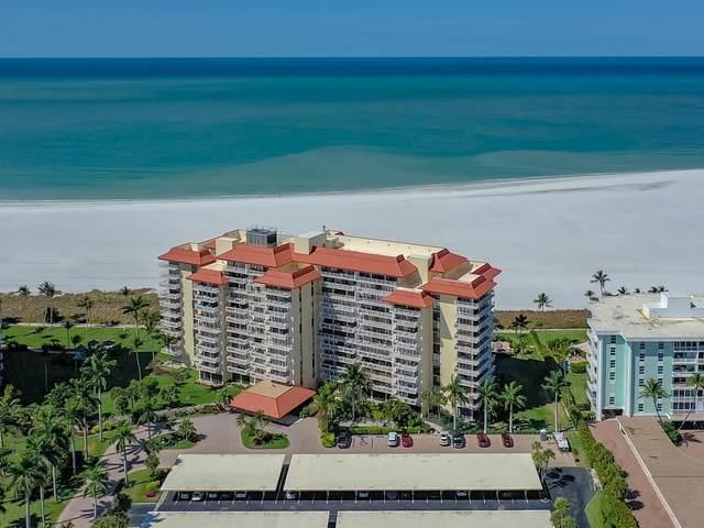 180 Seaview Court #810, Marco Island, FL 34145 (MLS #2215184) :: Clausen Properties, Inc.