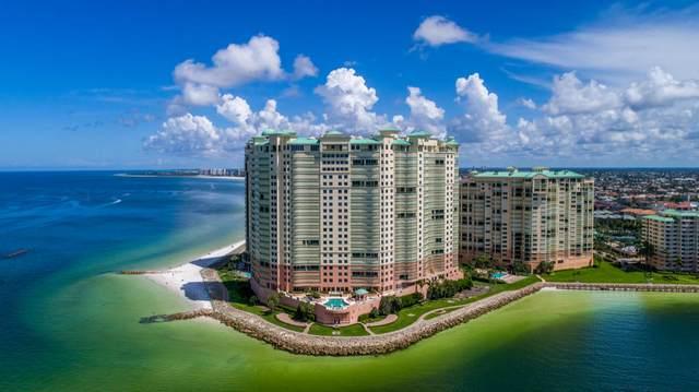 970 Cape Marco #2107, Marco Island, FL 34145 (MLS #2215248) :: Clausen Properties, Inc.