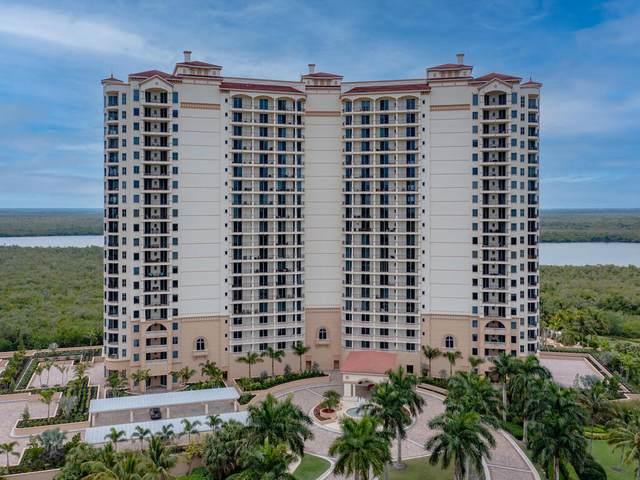 1050 Borghese Lane #1703, Naples, FL 34114 (MLS #2215281) :: Clausen Properties, Inc.
