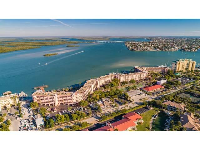 1085 Bald Ealge Drive C-202, Marco Island, FL 34145 (MLS #2215823) :: Clausen Properties, Inc.