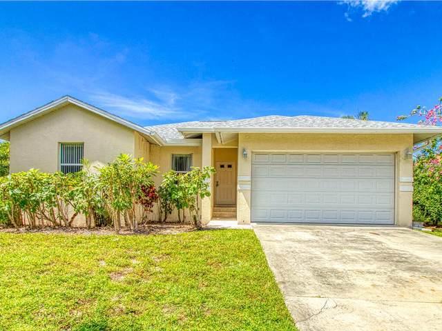 378 Castaways Street, Marco Island, FL 34145 (MLS #2215883) :: Clausen Properties, Inc.